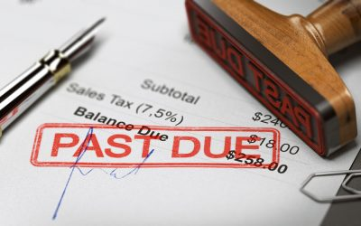 Business Debt Collection or Recovery. Unpaid Invoice (1)